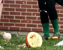 Pumpkin Explosion Challenge